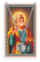 (PSD600PTR) ST PETER PRAYER CARD SET