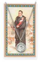 (PSD600VDP) ST VINC DE PAUL PRAYER CARDSET