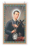 (PSD621GR) ST GERARD PRAYER CARD SET