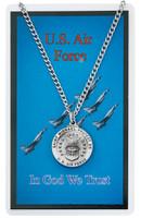 (PSD650AF) AIR FORCE PRAYER CARD SET