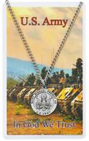 (PSD650AM) ARMY PRAYER CARD SET