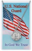 (PSD650NG) NATIONAL GUARD PRAYER CARD SET