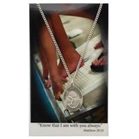 (PSD676SW) GIRLS SWIMMING PRAYER CARD SET
