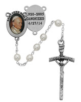 (R481DF) ST. JOHN PAUL PEARL RSRY