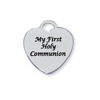 """(RC806W) 16"""" RF MY FIRST HOLY COMM PEND"""