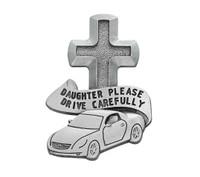 (VC-794) DAUGHTER DRIVE SAFE VISOR CLIP