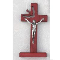 """(77-26) 6"""" CHERRY STANDING HOLY SPIRIT"""