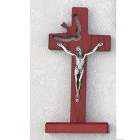 "(77-26) 6"" CHERRY STANDING HOLY SPIRIT"
