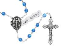 (R588DF) PEWT BLUE PRAYER PETIT RSRY/BX