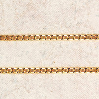 (P-24) CHAIN, HEAVY, GP NICKEL, 24""