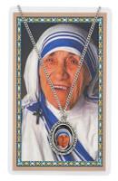 (PSD757) ST TERESA CALCUTTA PEND & PRAY