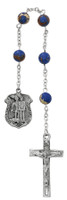 (CH122) POLICE OFFICER CHAPLET, CARDED