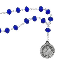 (CH125) ST. ANTHONY CHAPLET, CARDED
