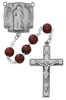 (R684DF) 8MM RED WOOD FIREFIGHTER RSRY