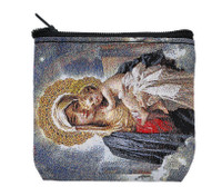 (RP3) MOTHER & CHILD ROSARY CASE