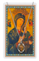 (PSD759) PERPETUAL HELP PRAYER CARD SET