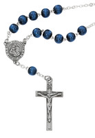 (AR92C) BLUE WOOD ST. CHRISTOPHER AUTO