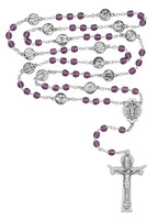 (P261X) 6MM PURPLE STATION CROSS RSRY