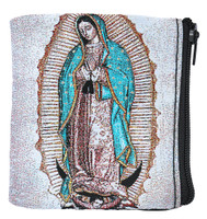 (RP8) GUADALUPE ROSARY CASE