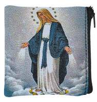 (RP9) OUR LADY OF GRACE ROSARY CASE