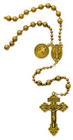 (P250BC) GOLD PLATED ST BENEDICT RSRY