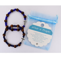 (BR959) WEAR A PRAYER BRACELET SET