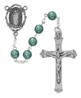 (R759F) 7MM TEAL PEARL O.F. GUADALUPE