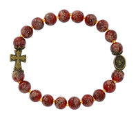 (BR976C) RED HOLY SPIRIT STRETCH