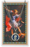 (PSD827) ST MICHAEL PRAYER CARD SET