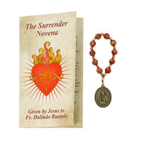 (CH134) SURRENDER NOVENA WITH BOOKLET