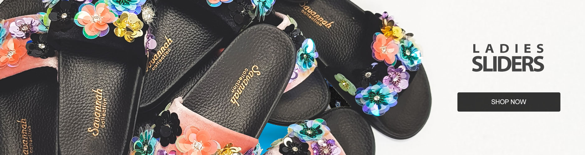 Ladies Sliders and Sandals