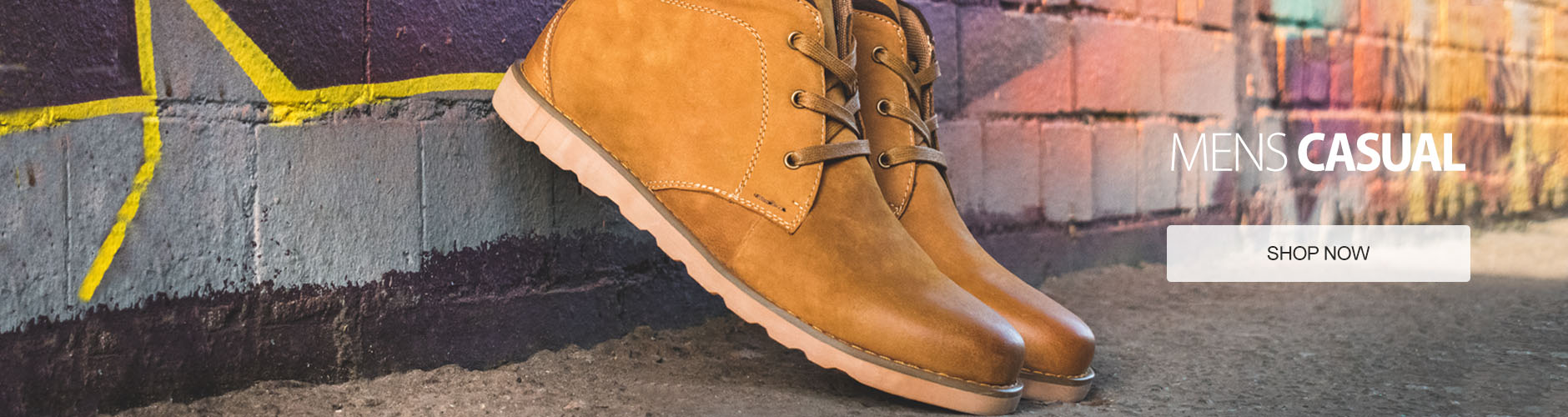 Mens Casuals Boots Shop Now