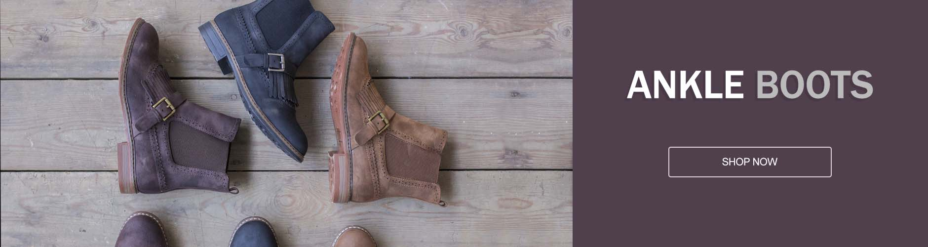 Ankle Boots Shop Now