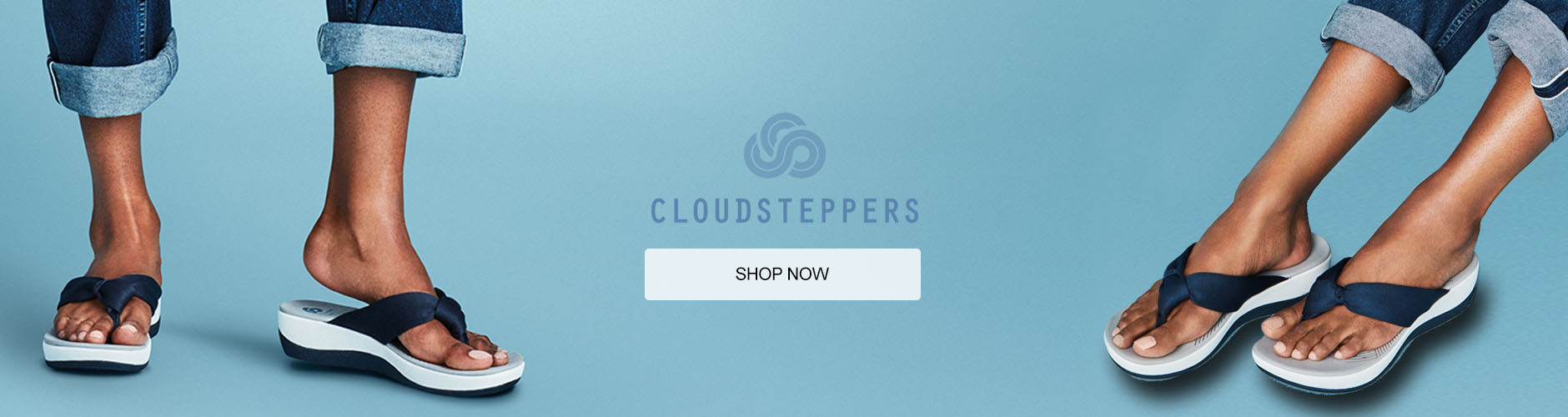 Ladies Cloudsteppers Shoes and Sandals