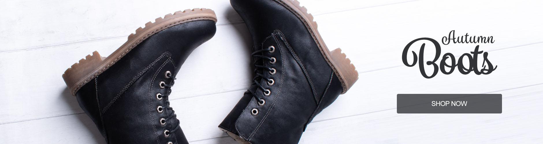 Ladies Autumn Boots Shop Now