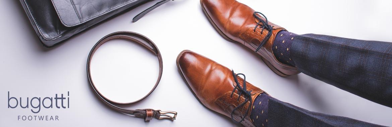 Mens Bugatti Shoes
