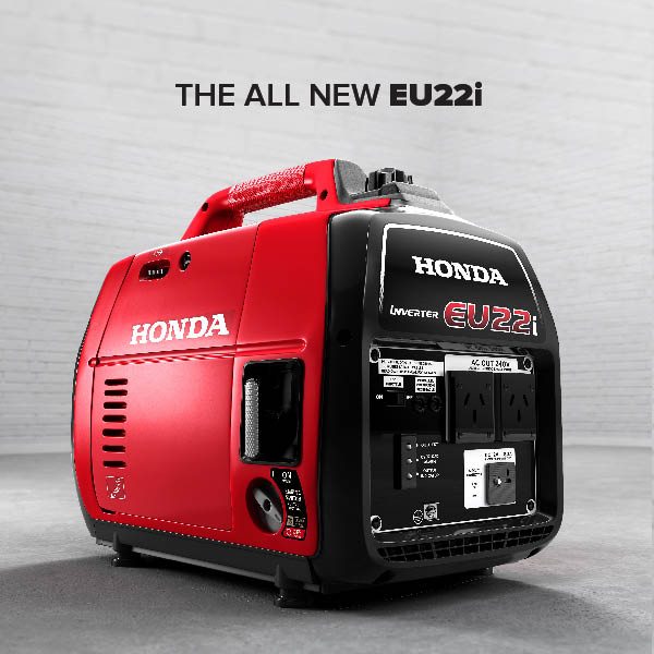 The NEW Honda EU22i