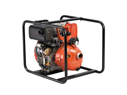 Rugged, economical single and twin impeller self priming pumps. These units are driven by either a Yanmar L70 or Yanmar L100 diesel engine.