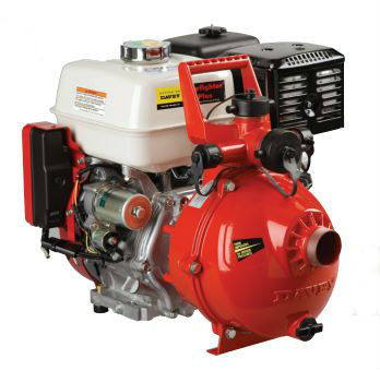 Rugged, economical twin stage self priming pump