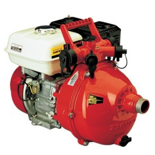 Davey 5255H Twin Impeller Firefighter Pump