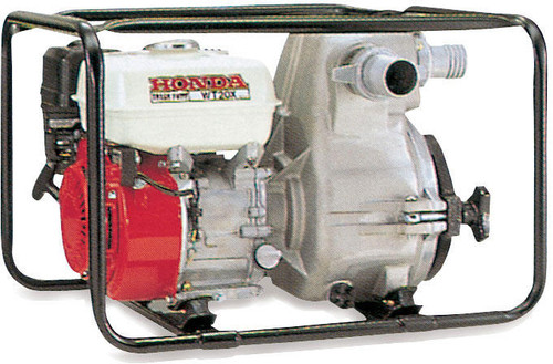 HONDA WT20X 2 INCH 6.5HP TRASH PUMP