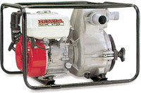 HONDA WT20X 2 INCH 6.5HP TRASH PUMP
