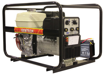 Gentech EP200weldhsr Generator