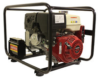 Gentech EP7000HSRE 7kVA Electric Start Generator