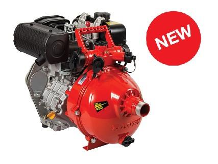 NEW Entry Level Lightweight Diesel Firefighter® Twin