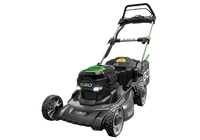 POWER + 50CM STEEL DECK PUSH LAWN MOWER
