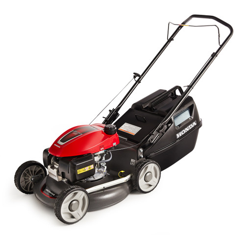 All the benefits of Honda's superior engine technology at a very affordable price, the HRU19 Buffalo Premium is ideal for medium lawns and the residential user.
