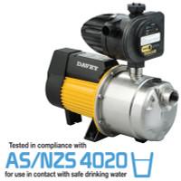 Davey HS50-06T with Torrium2