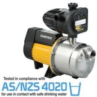 Davey HS60-08T with Torrium2