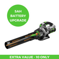 EGO POWER+ 56V CORDLESS BLOWER 5AH BATTERY LB5304E-KIT